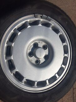 1990 Toyota Camry rim and tyre Kincumber Gosford Area Preview