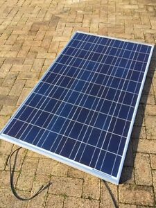 Solar panel 220w.  Nd-220E1F Sharp solar module Willetton Canning Area Preview