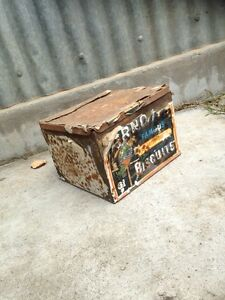 Arnott biscuit tin Adelaide CBD Adelaide City Preview