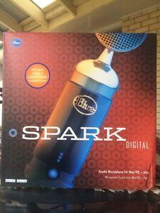 Blue Spark Digital Microphone Jamboree Heights Brisbane South West Preview