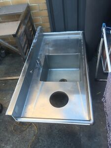Large sink from cafe kitchen Botany Botany Bay Area Preview