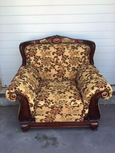 Very elegant huge armchair Bass Hill Bankstown Area Preview