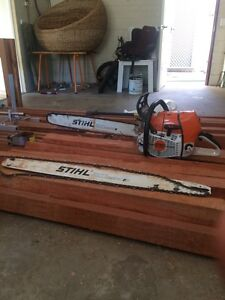 Ms-661 Stihl chainsaw Tannum Sands Gladstone City Preview