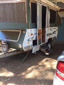Jayco Dove Outback Pop Top Camper Jarrahdale Serpentine Area Preview
