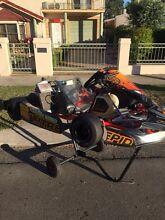 Intrepid rotax go kart 2014 Ashfield Ashfield Area Preview