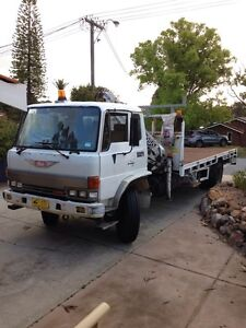 Hiab services and car body removal Morley Bayswater Area Preview