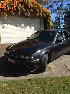 2001 BMW 530i Wonglepong Ipswich South Preview