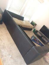 Free York lounge L shape chaise Kurunjang Melton Area Preview