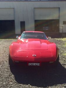 Corvette stingray 74 6lit Bringelly Camden Area Preview