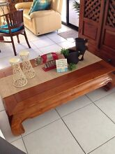 BALINESE COFFEE TABLE + DECOR Pelican Waters Caloundra Area Preview