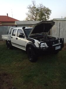 2003 Holden rodeo Wycheproof Buloke Area Preview