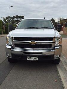 Chevrolet  Silverado 2500 HD 4x4 LTZ Athelstone Campbelltown Area Preview