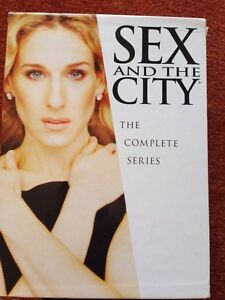 Sex and the city - The Complete Series Waikiki Rockingham Area Preview