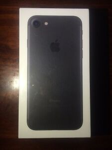 iPhone 7 Black 128 GB Brand New Sealed Sydney City Inner Sydney Preview