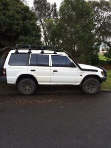 Mitsubishi Pajero 1998 Herne Hill Geelong City Preview