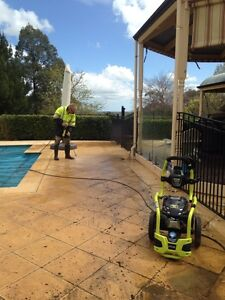 Pressure Cleaning of Concrete & Paved Areas Craigmore Playford Area Preview