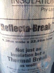 Insulation - Reflecta Break 40m2 Cleveland Redland Area Preview