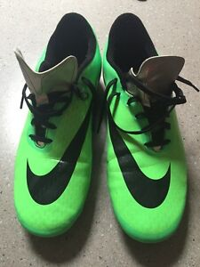 Nike football soccer boots 10.5 US Wynn Vale Tea Tree Gully Area Preview