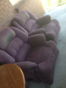 Give away recliner arm chairs Mayfield Launceston Area Preview