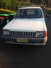1994 Ford Courier tray back ute Belrose Warringah Area Preview