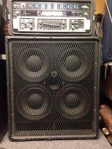 Ampli bass Peavey