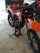 Ktm sxf250 2011 Moolap Geelong City Preview