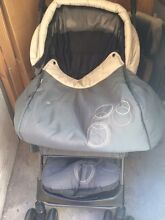 Steelcraft pram with footmuff Randwick Eastern Suburbs Preview