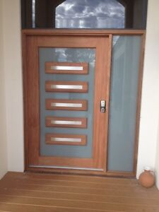Pivot entry doors with frame supply & install from $1900+gst Singleton Rockingham Area Preview