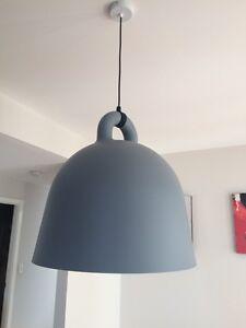 Grey Normann Copenhagen Bell Pendant Newcastle East Newcastle Area Preview