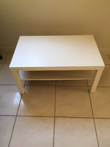 IKEA coffee table white Brighton-le-sands Rockdale Area Preview