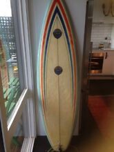 Retro surfboard Rye Mornington Peninsula Preview