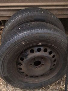 2x Holden TS Astra Wheels & tyres 195/65/15 Camden Park Wollondilly Area Preview