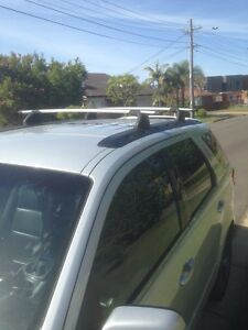 Ford Territory Roof Racks Sylvania Sutherland Area Preview