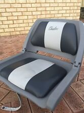 Dingy folding seat with swivel clamp bracket Coogee Cockburn Area Preview