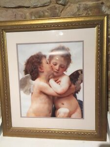 Framed Prints - Cherubs and Ballerinas Frenchs Forest Warringah Area Preview