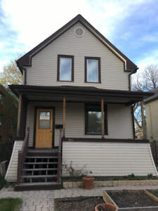3 BR House on Talbot, Available Immediatley