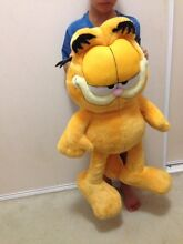 Large Garfield plush toy Manoora Cairns City Preview