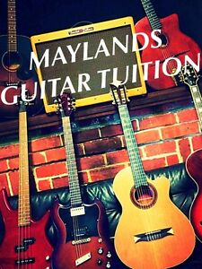 MAYLANDS GUITAR TUITION Maylands Bayswater Area Preview