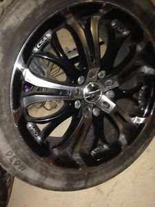 Rims with tyres Loveday Berri Area Preview
