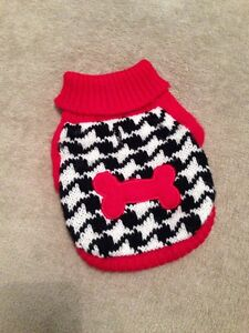 XXS Dog jumper Scarborough Stirling Area Preview