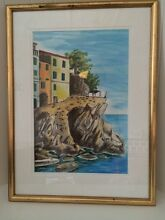 Gorgeous set of Italian prints Greenwich Lane Cove Area Preview