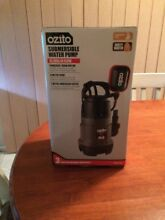 Ozito 780W Submersible Water Pump Greenwith Tea Tree Gully Area Preview