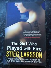 The Girl who Played with Fire Slacks Creek Logan Area Preview