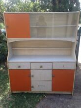 Vintage Retro Kitchen Hutch Deceased Estate Seven Hills Blacktown Area Preview