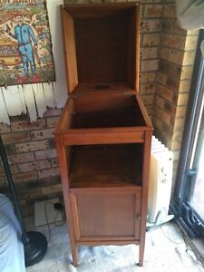 Edison Phonograph gramophone cabinet Hawks Nest Great Lakes Area Preview