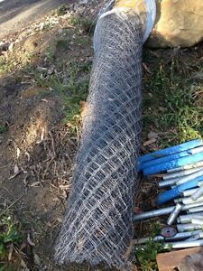 Chain mesh- brand new 1.8m tall x 20m Arcadia Hornsby Area Preview
