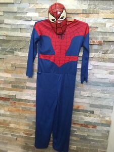 Spider-Man Costume with mask 6-8 years. Mount Pleasant Melville Area Preview