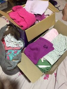Size 1 girls' clothes Greenwood Joondalup Area Preview