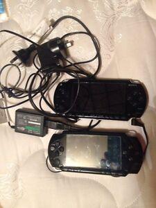 2x Playstation portables Enfield Golden Plains Preview