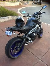 2014 MT-09 / FZ-09 Yamaha *includes gear & stands* Greenmount Mundaring Area Preview